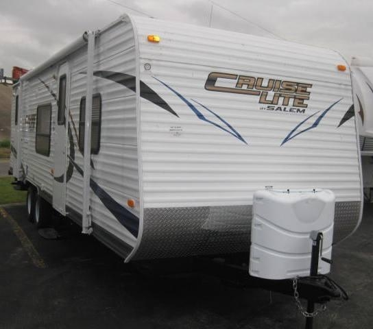 2011 Forest River Salem 28BH