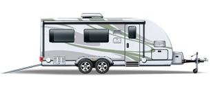 United RV Toy Haulers
