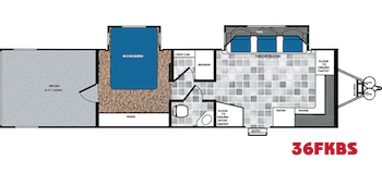 36FKBS work and play floorplan