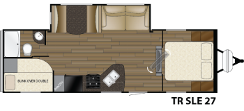 heartland trail runner floorplans and information ft