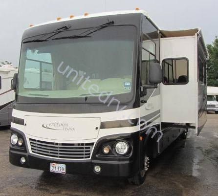 2009 COACHMEN FREEDOM VISION 3540DS