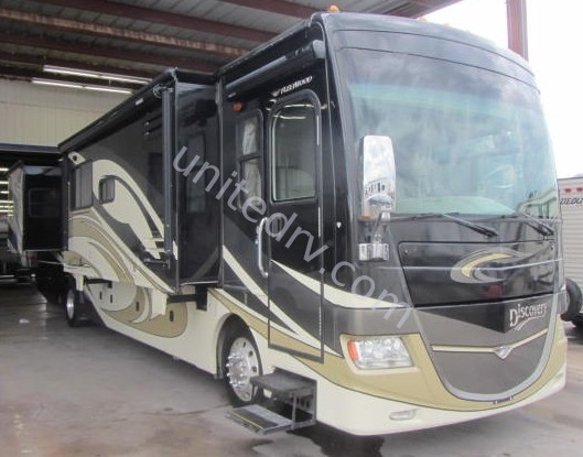 2010 FLEETWOOD DISCOVERY 40X
