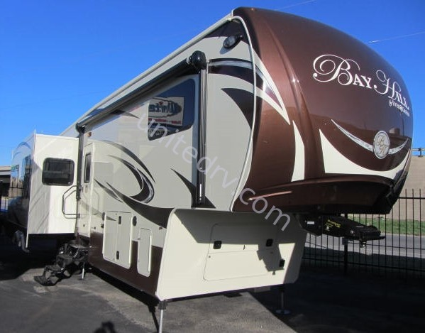 2013 EVERGREEN BAY HILL 320RS