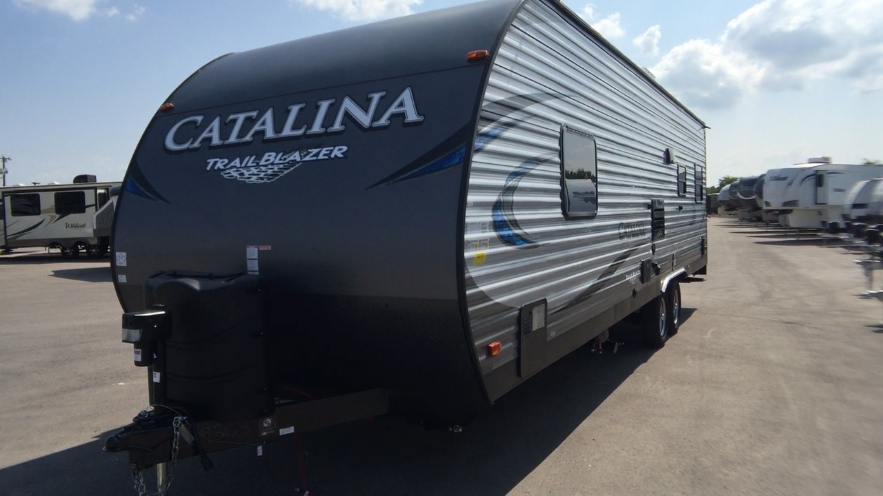 2018 COACHMEN CATALINA TRAIL BLAZER 26TH