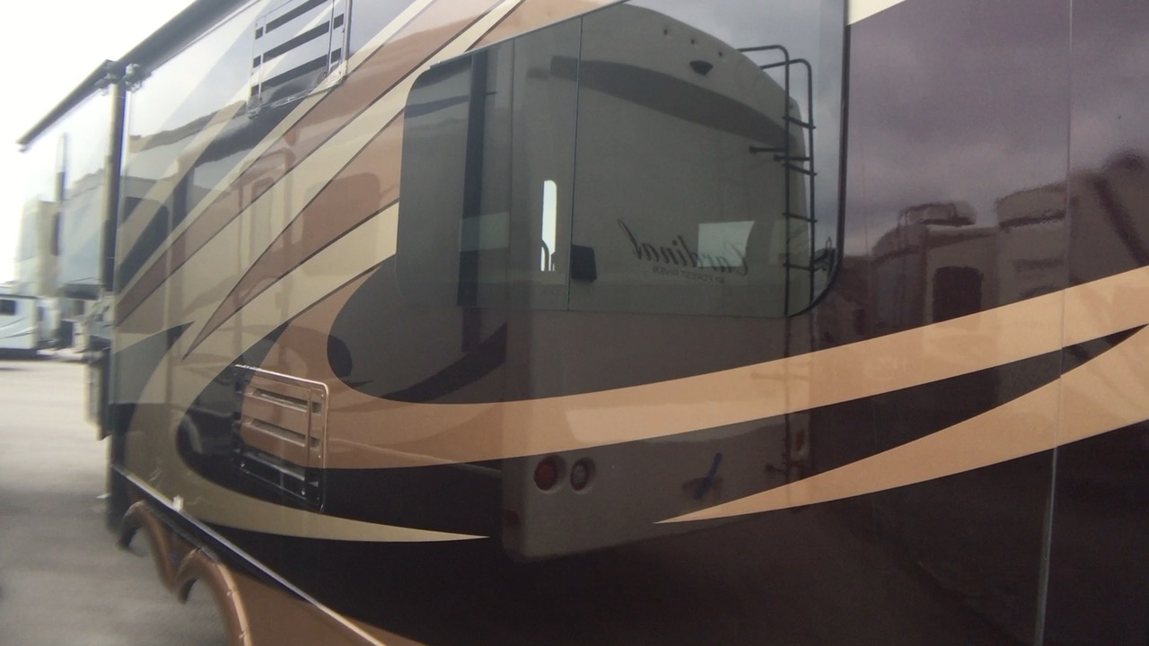 2015 FOREST RIVER CARDINAL 3675