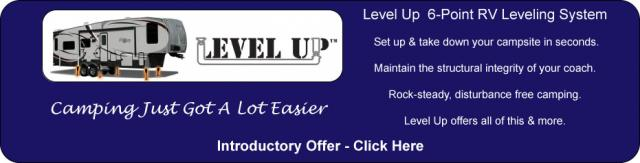 6 point RV Leveling