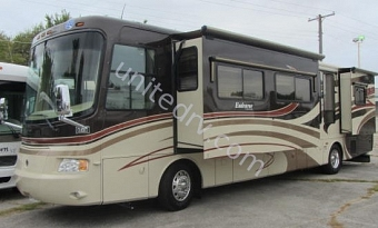 2008 HOLIDAY RAMBLER ENDEAVOR 40SKU