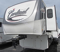 2010 FOREST RIVER CARDINAL 3625