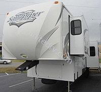 2010 FOREST RIVER SANDPIPER 365RG