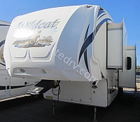 2012 FOREST RIVER WILDCAT 312BHX