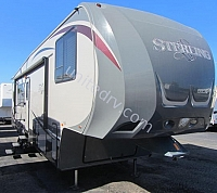 2013 FOREST RIVER WILDCAT STERLING 32RK