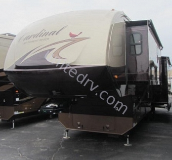 2015 FOREST RIVER CARDINAL 3675RT