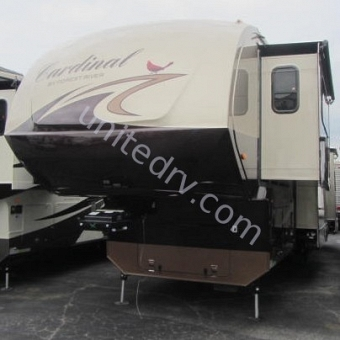 2015 FOREST RIVER CARDINAL 3800FL
