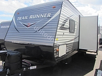 2017 HEARTLAND TRAIL RUNNER 292SLE