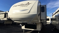 2018 FOREST RIVER CARDINAL EXPLORER 392RD