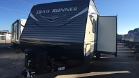 2018 HEARTLAND TRAIL RUNNER 27FQBS -