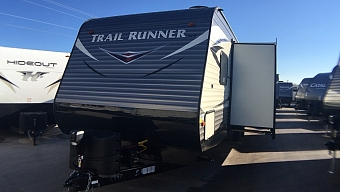 2018 HEARTLAND TRAIL RUNNER 31SLE -