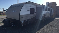 2015 FOREST RIVER CHEROKEE GREY WOLF 29DSFB