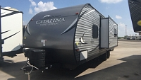 2016 COACHMEN CATALINA LEGACY EDITION 253RKS