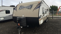 2015 FOREST RIVER WILDWOOD 261BHXL