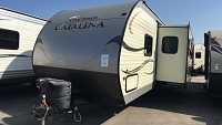 2015 COACHMEN CATALINA 243RB
