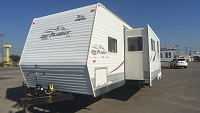2007 JAYCO JAY FLIGHT JTX 30JTX
