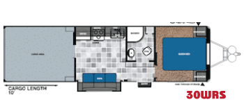 30WRS work and play floorplan