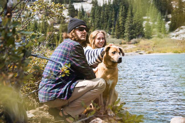 RV Vacations with Dog