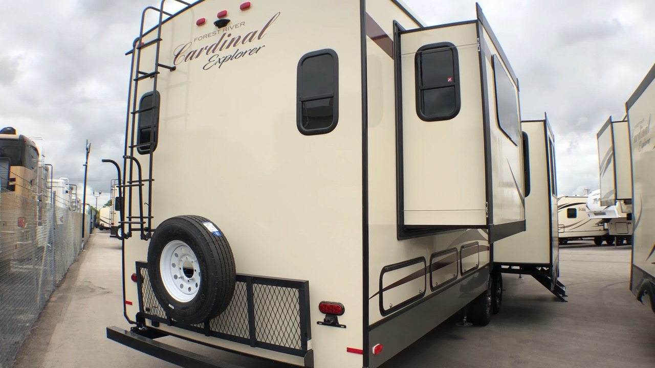 2019 FOREST RIVER CARDINAL EXPLORER 392RD