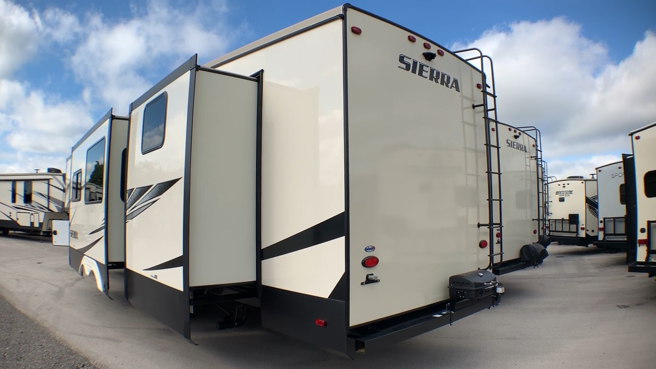 2019 FOREST RIVER SIERRA 381RBOK