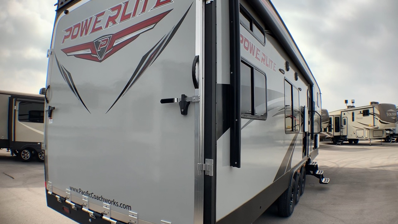 PACIFIC COACHWORKS POWERLITE 3414