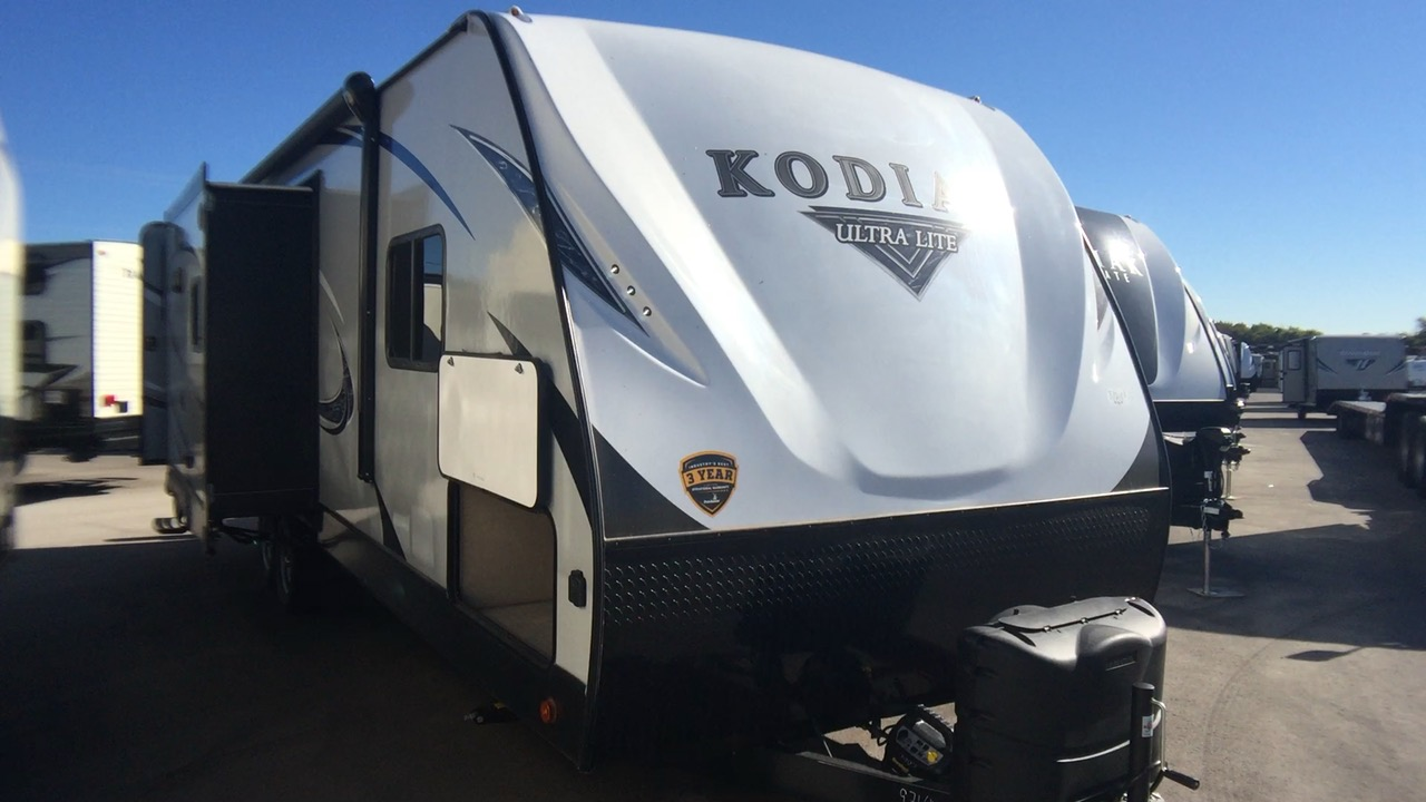 2018 DUTCHMEN KODIAK ULTRA LITE 253RBSL
