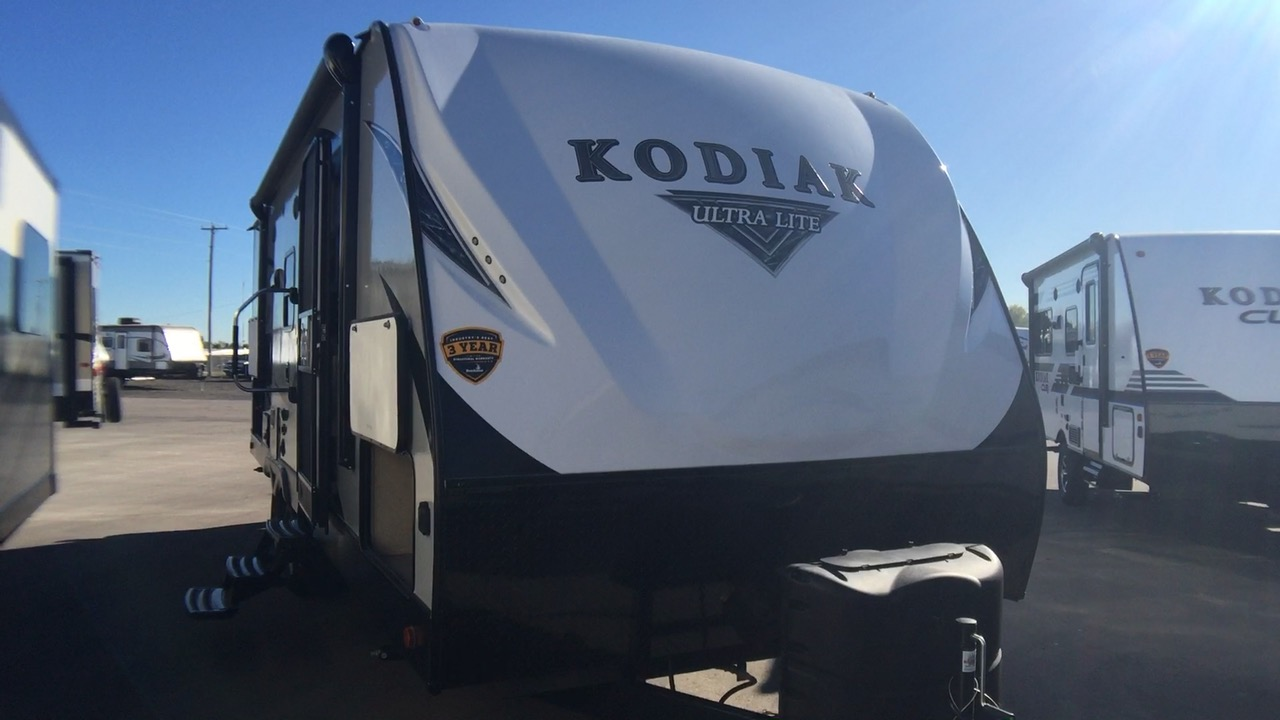 2018 DUTCHMEN KODIAK ULTRA LITE 233RBSL