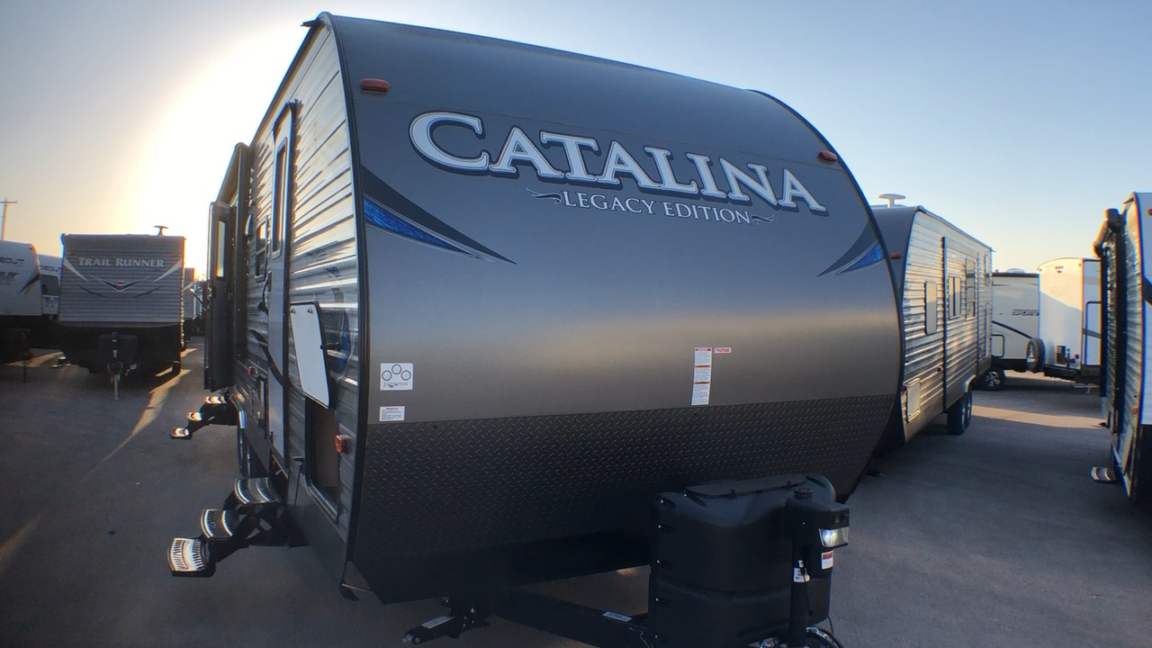 2018 COACHMEN CATALINA LEGACY EDITION 273BHS