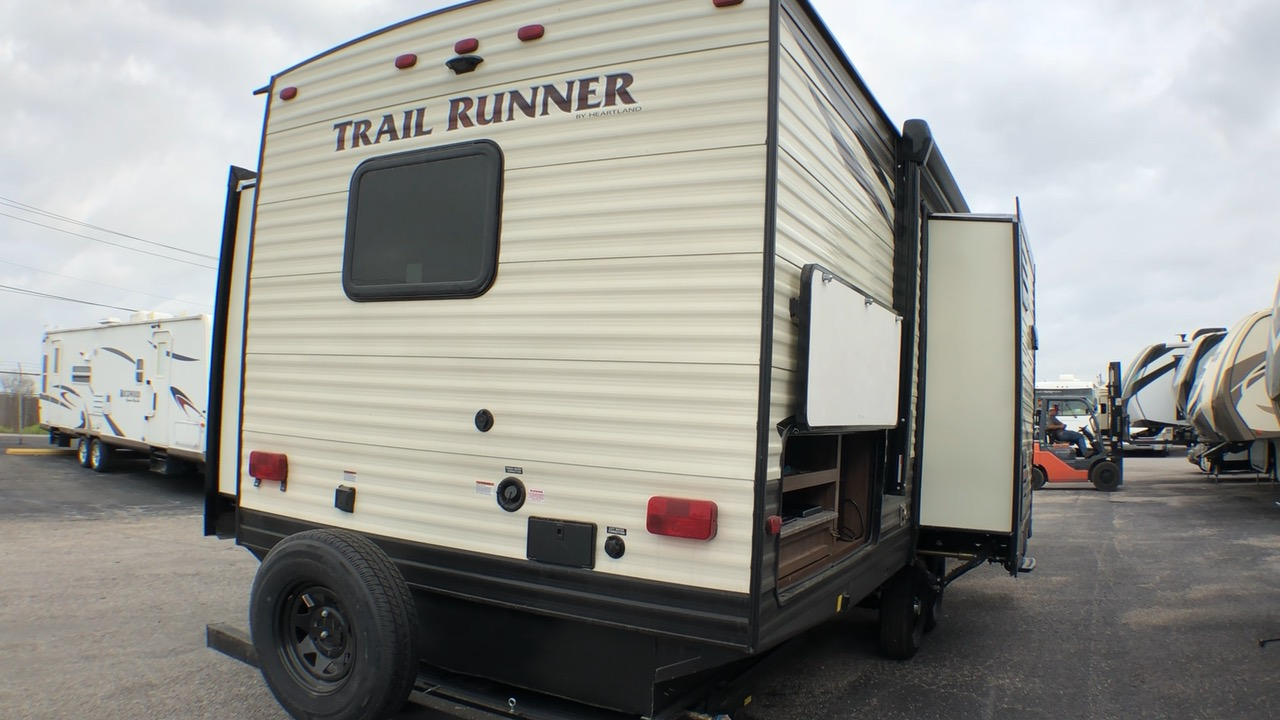2019 HEARTLAND TRAIL RUNNER 33IKBS