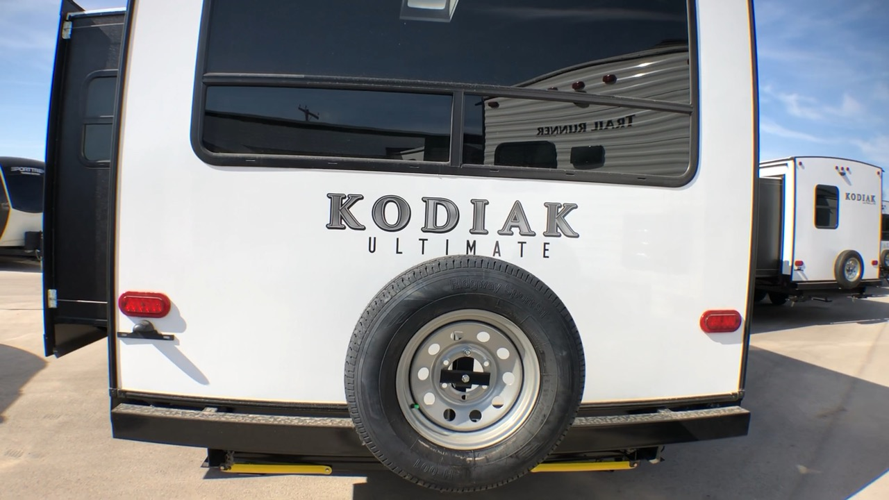 Sold 2019 Dutchmen Kodiak Ultimate 3211rlsl Closeout