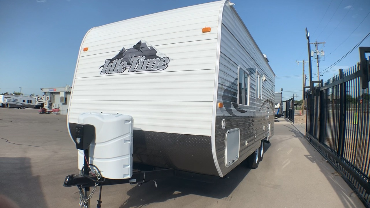 2021 ALLEN CAMPER MFG IDLE-TIME 231BH