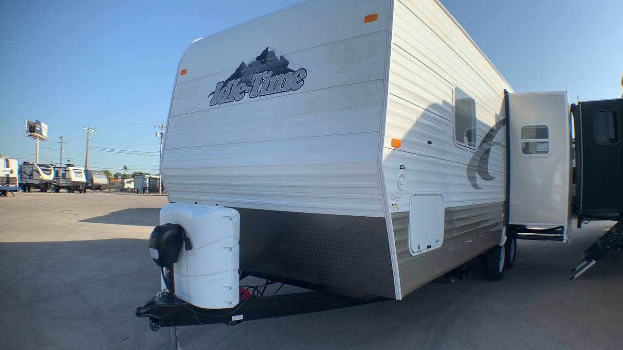 2021 ALLEN CAMPER MFG IDLE-TIME 241RKS