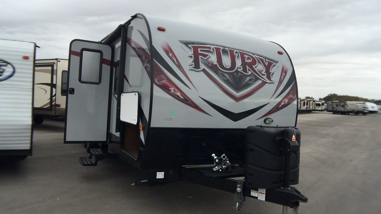 2017 PRIME TIME FURY 2910