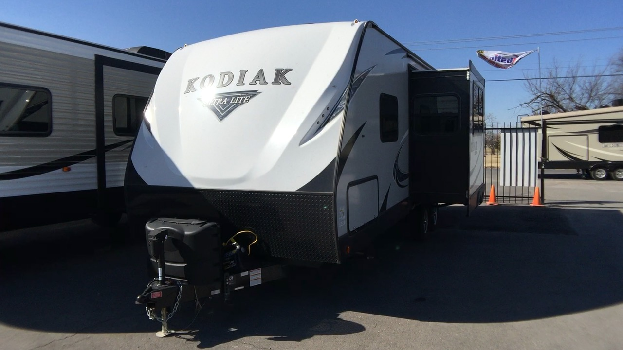 2018 Dutchmen Kodiak Ultimate 291resl