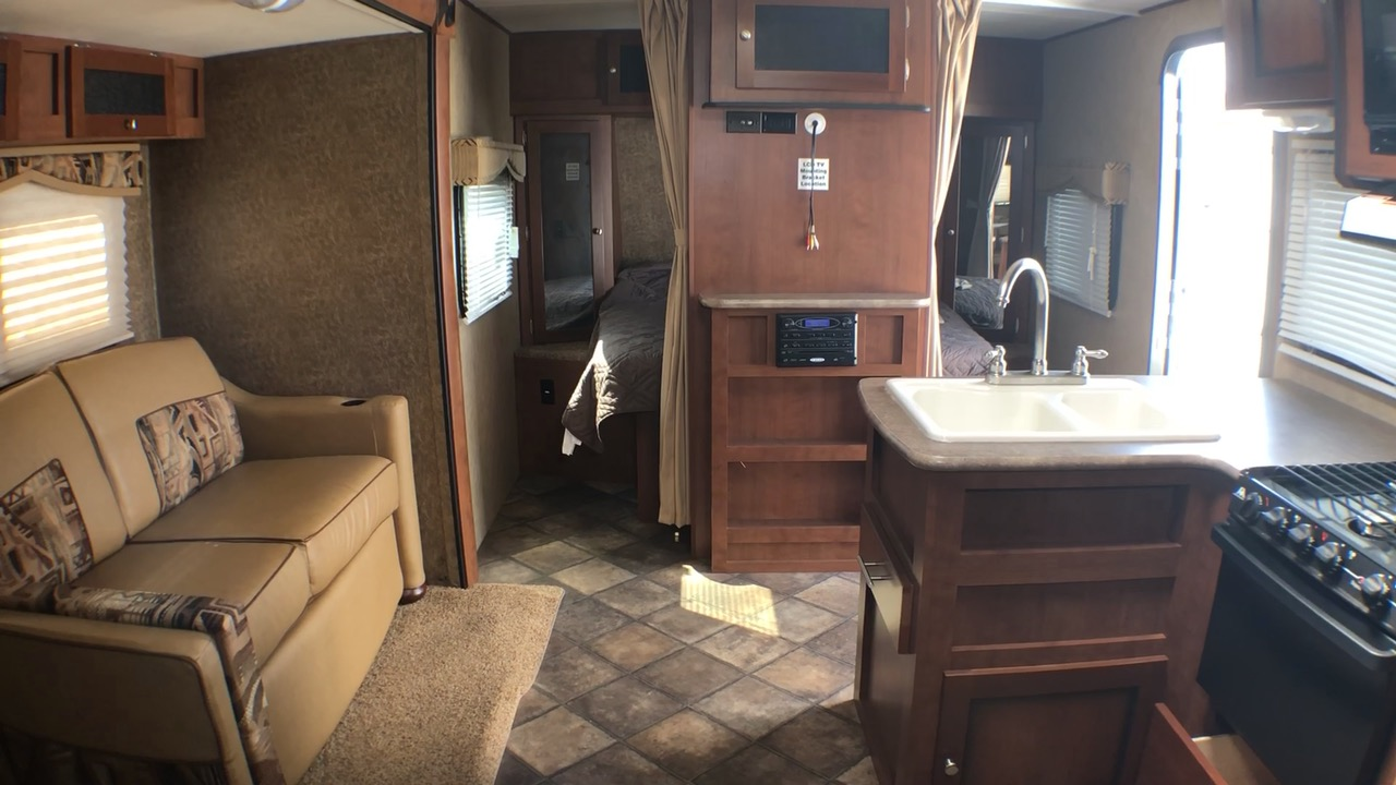2014 DUTCHMEN KODIAK EXPRESS 255BHSL