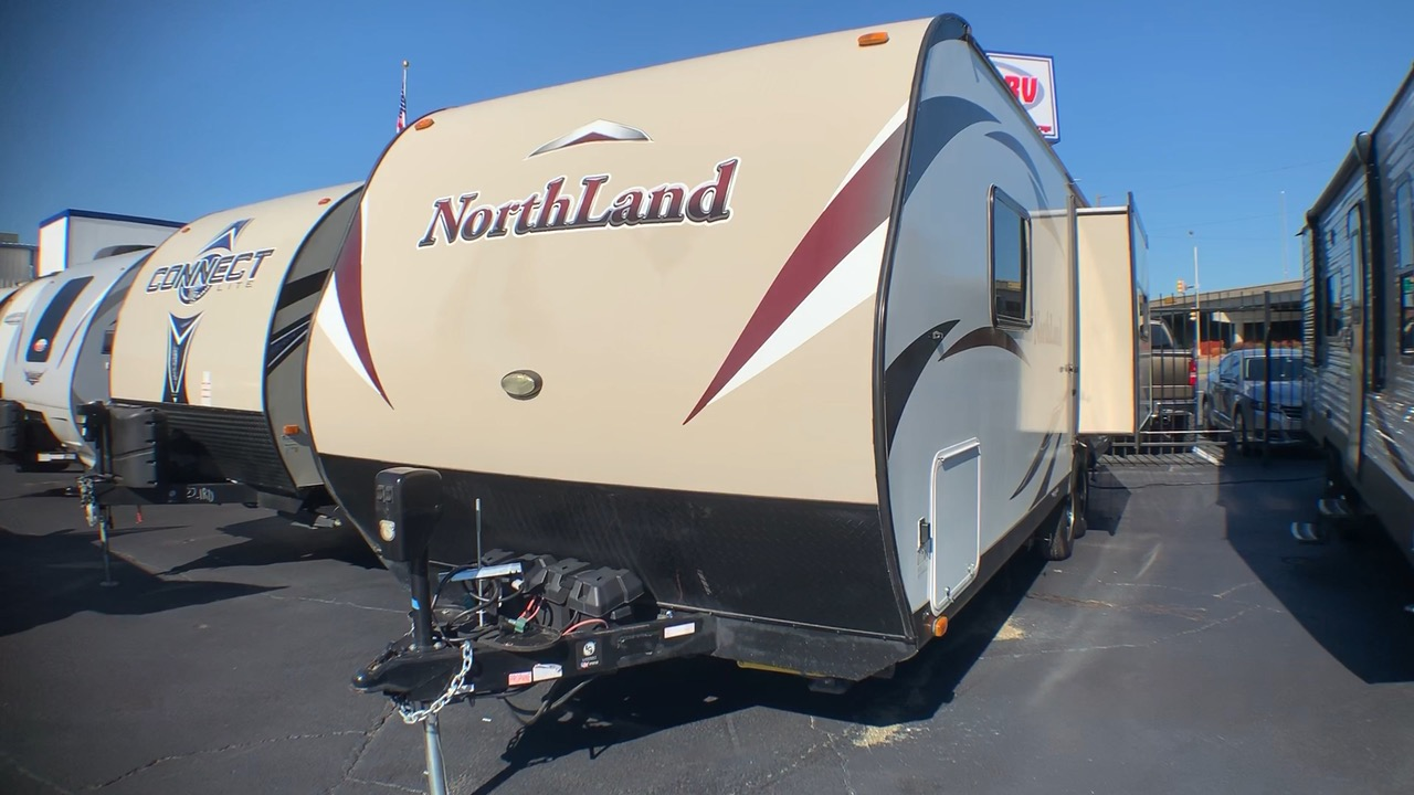 2016 PACIFIC COACH WORKS NORTHLAND 25RKS