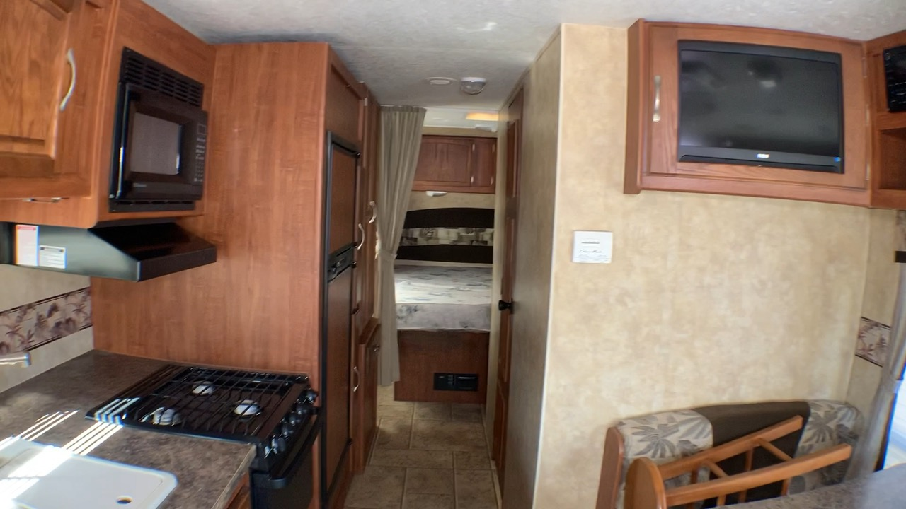 Sold 2010 Jayco Jay Feather 28u