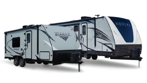 Kodiak Travel Trailer at United RV