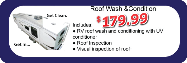 Roof Wash & Condition